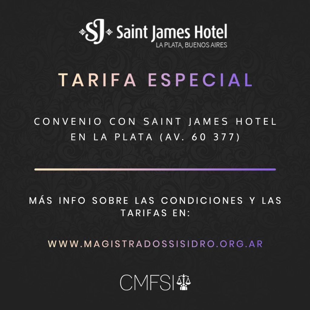 convenio st james WEB