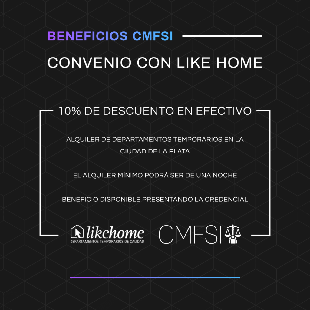 LIKE HOME + CMFSI VF