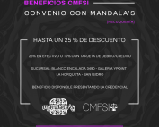 BENEFICIO MANDALA'S