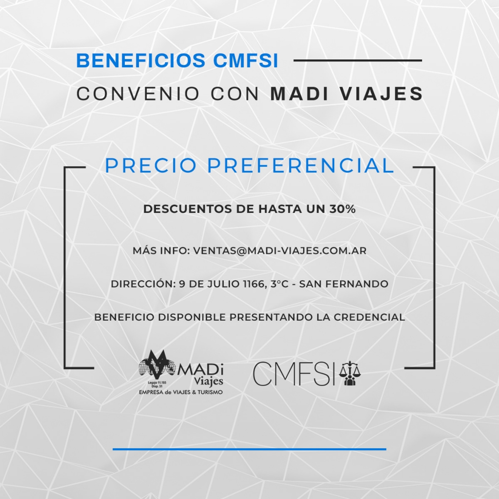 BENEFICIO MADI WEB